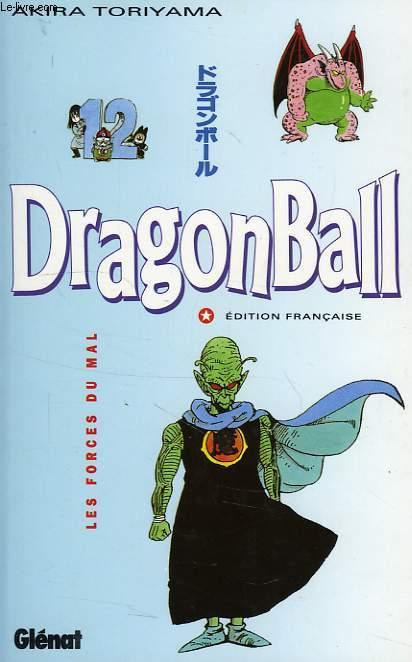 DRAGON BALL, 12, LES FORCES DU MAL