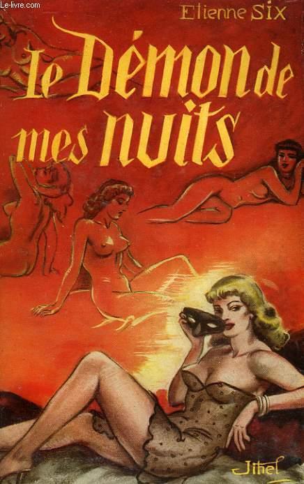 LE DEMON DE MES NUITS