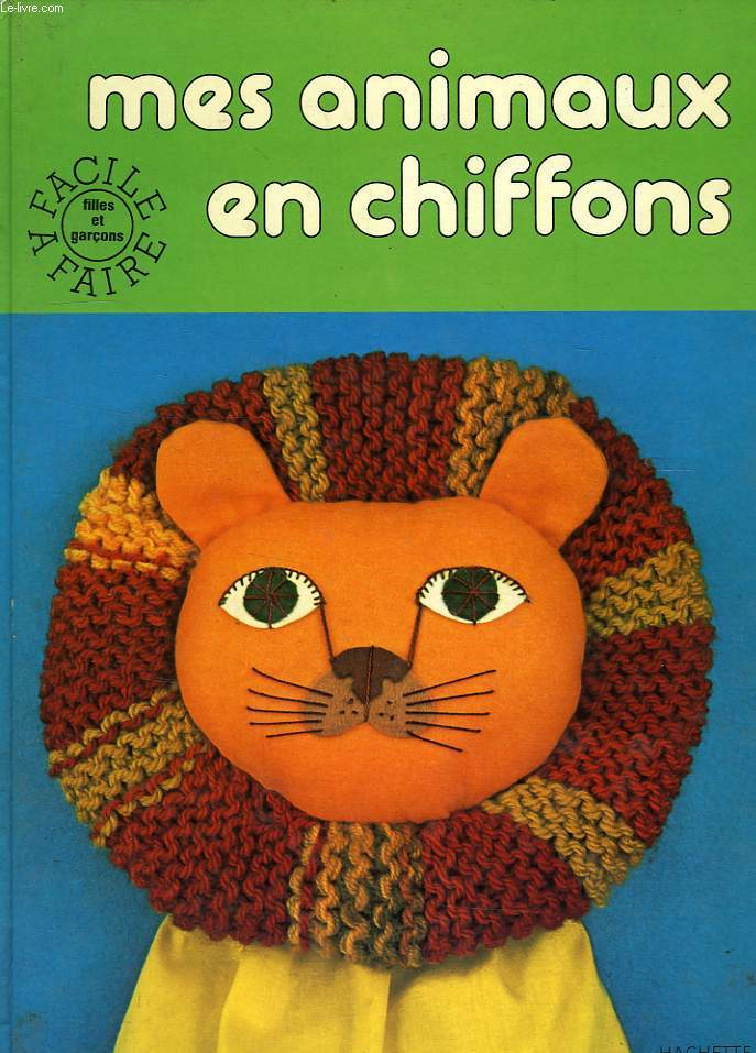 MES ANIMAUX EN CHIFFONS