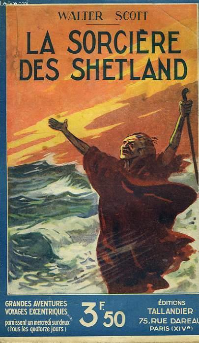 LA SORCIERE DES SHETLAND