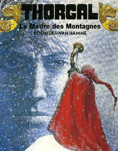 THORGAL, LE MAITRE DES MONTAGNES