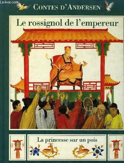 LE ROSSIGNOL DE L'EMPEREUR, LA PRINCESSE SUR UN POIS