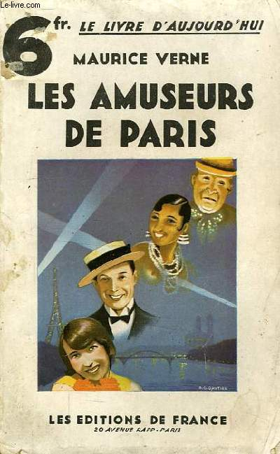 LES AMUSEURS DE PARIS