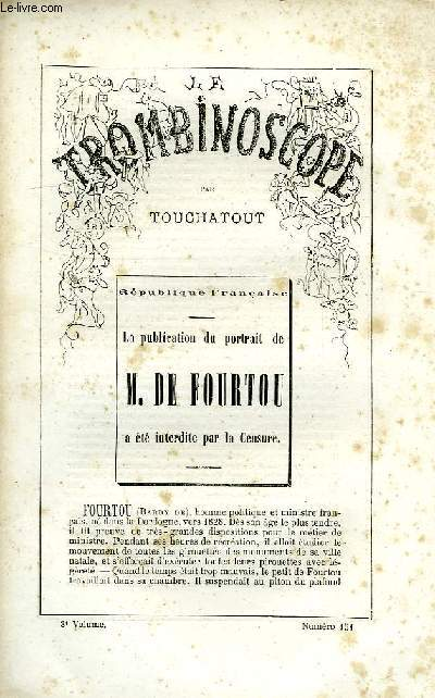 LE TROMBINOSCOPE, 3e VOLUME, N° 151