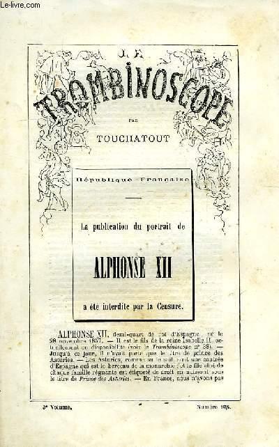 LE TROMBINOSCOPE, 3e VOLUME, N° 176