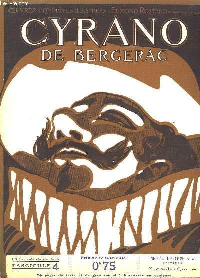 CYRANO DE BERGERAC, FASCICULE 4