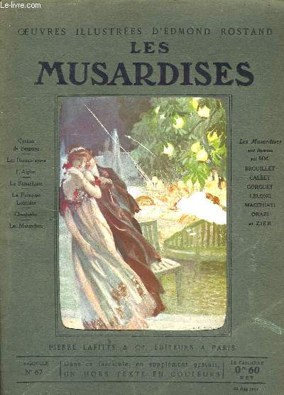 LES MUSARDISES, FASCICULE N° 67