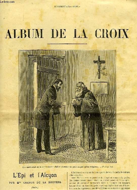ALBUM DE LA CROIX, L'EPI ET L'ALCYON