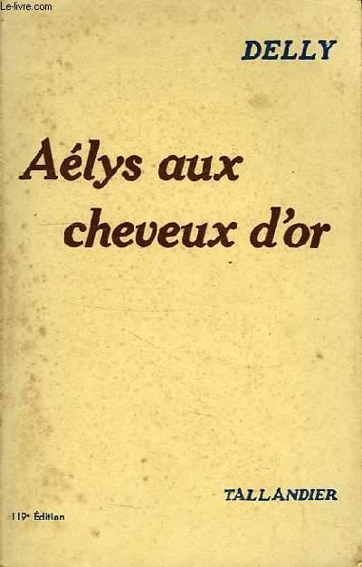 AELYS AUX CHEVEUX D'OR