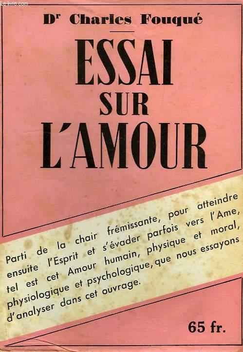 ESSAI SUR L'AMOUR
