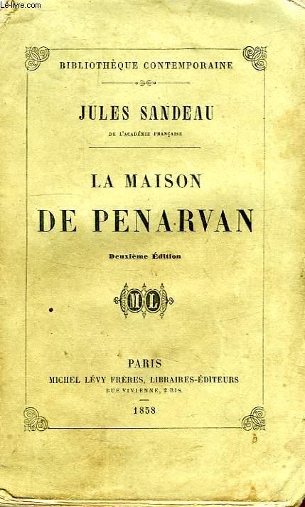 LA MAISON DE PENARVAN