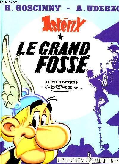 ASTERIX, LE GRAND FOSSE