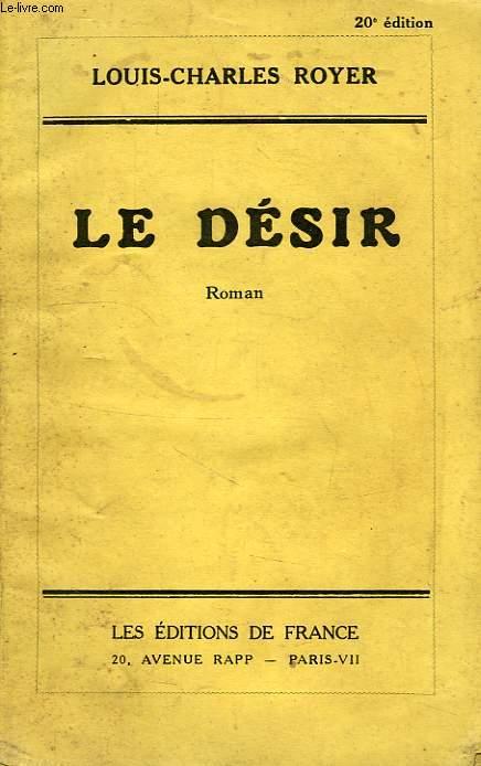 LE DESIR