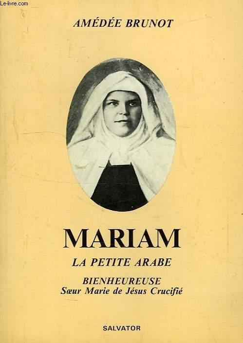 MARIAM LA PETITE ARABE