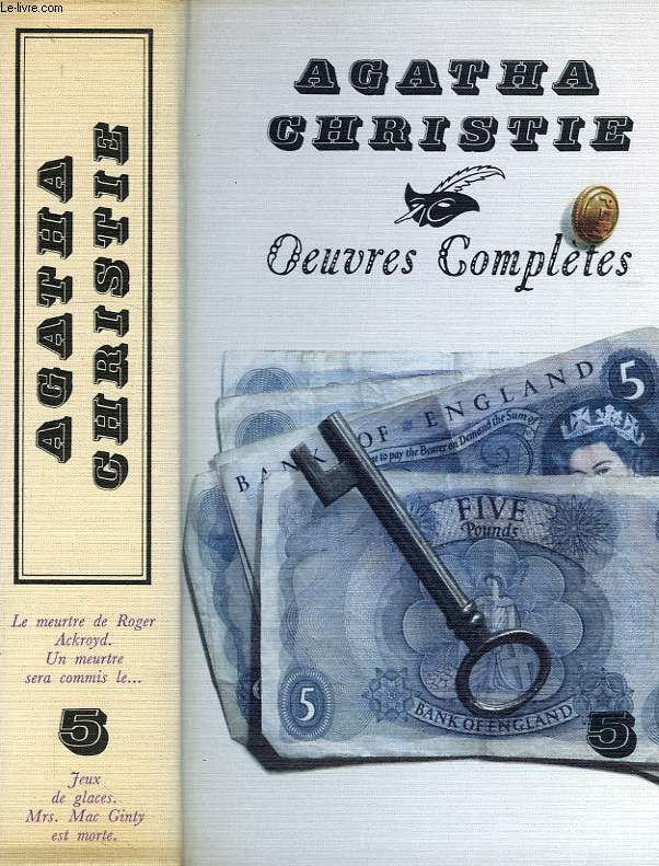 OEUVRES COMPLETES, VOLUME 5