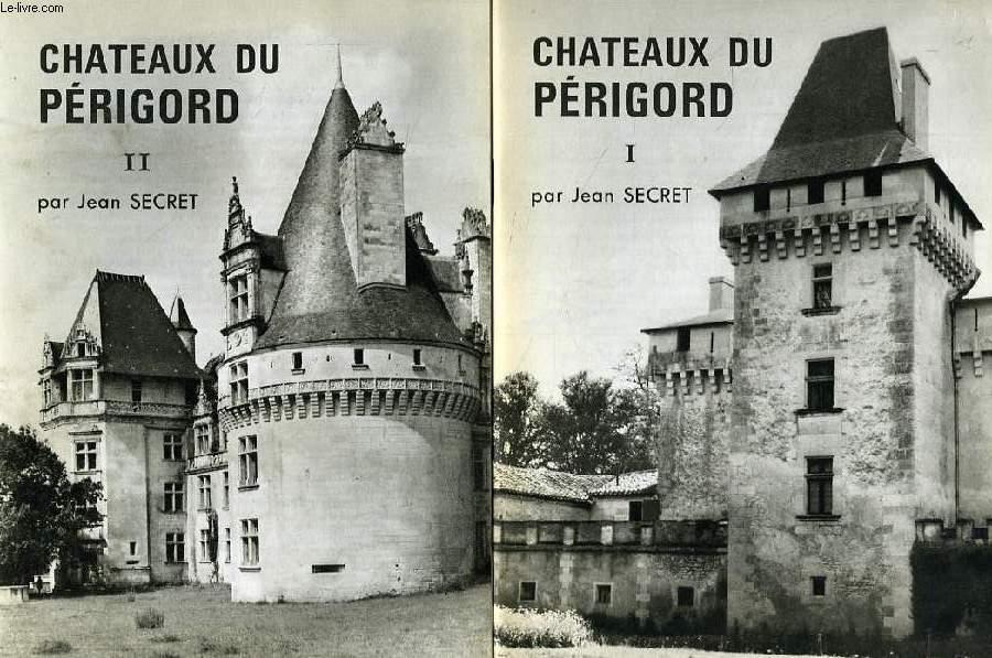 CHATEAUX DU PERIGORD, 2 TOMES