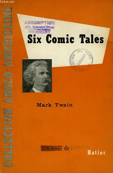 SIX COMIC TALES