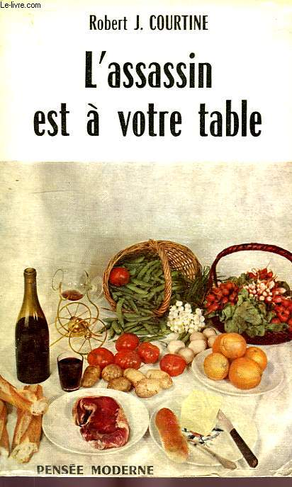 L'ASSASSIN EST A VOTRE TABLE