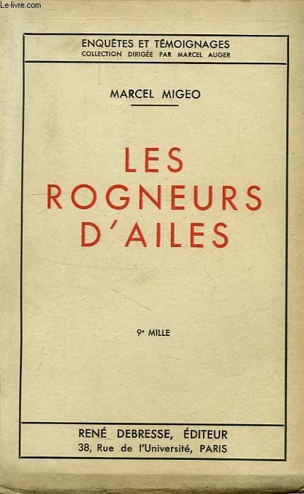 LES ROGNEURS D'AILES