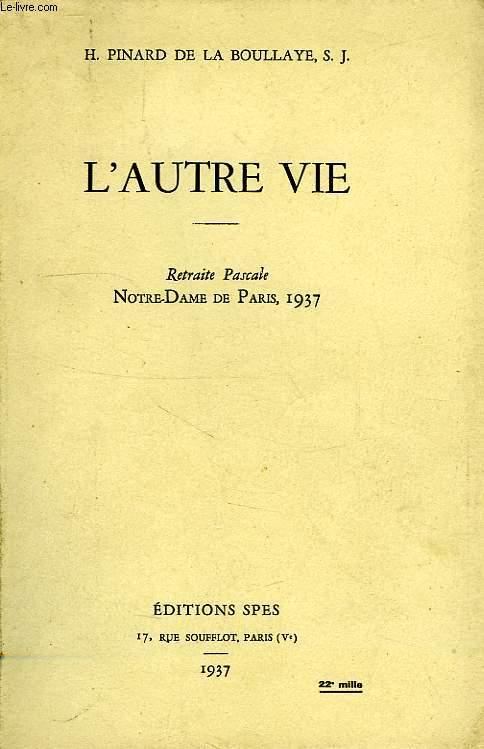 L'AUTRE VIE