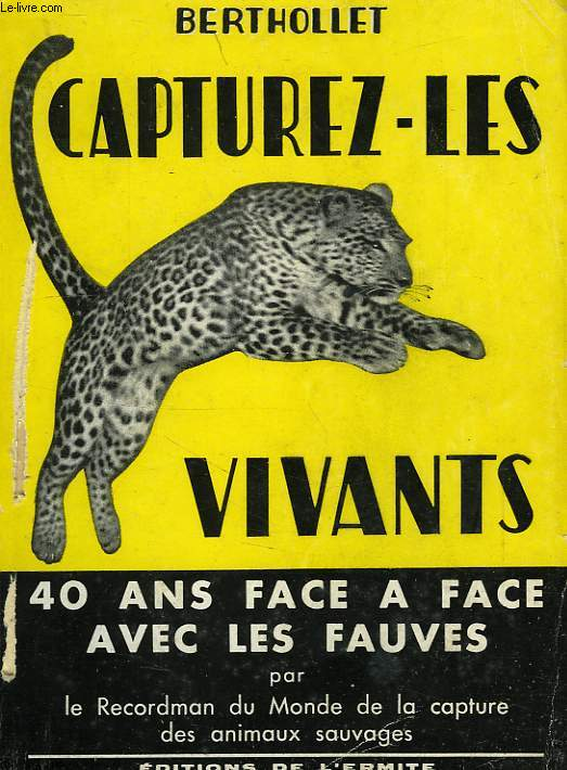CAPTUREZ-LES VIVANTS