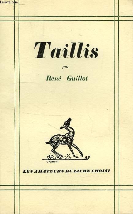 TAILLIS