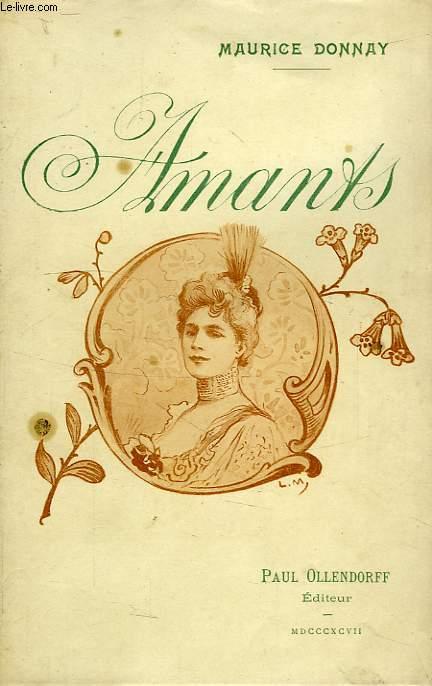 AMANTS, COMEDIE EN 5 ACTES