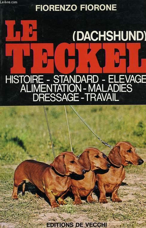 LE TECKEL (DACHSHUND)
