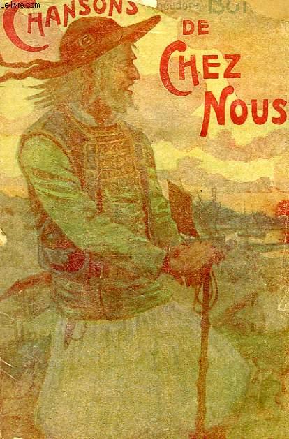 CHANSONS DE CHEZ NOUS