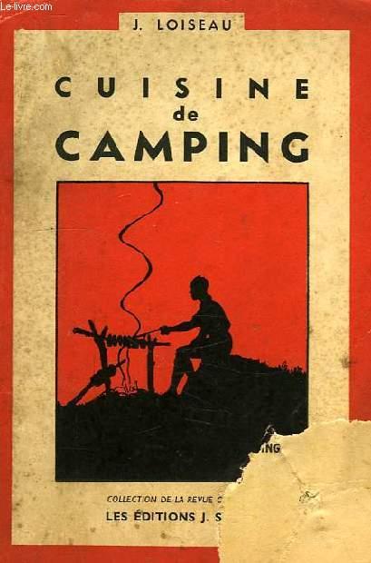 CUISINE DE CAMPING