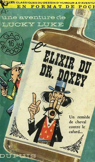 UNE AVENTURE DE LUCKY LUKE, L'ELIXIR DU DR. DOXEY