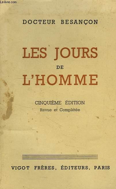LS JOURS DE L'HOMME