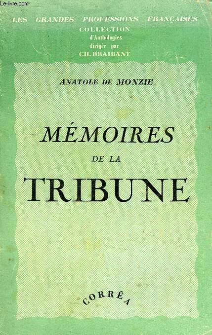 MEMOIRES DE LA TRIBUNE