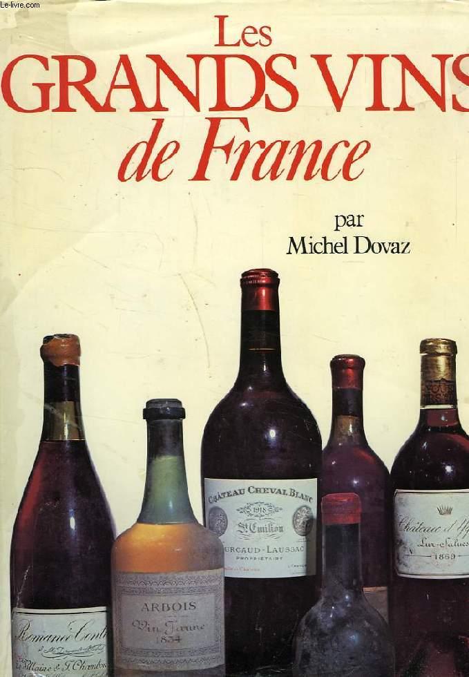 LES GRANDS VINS DE FRANCE