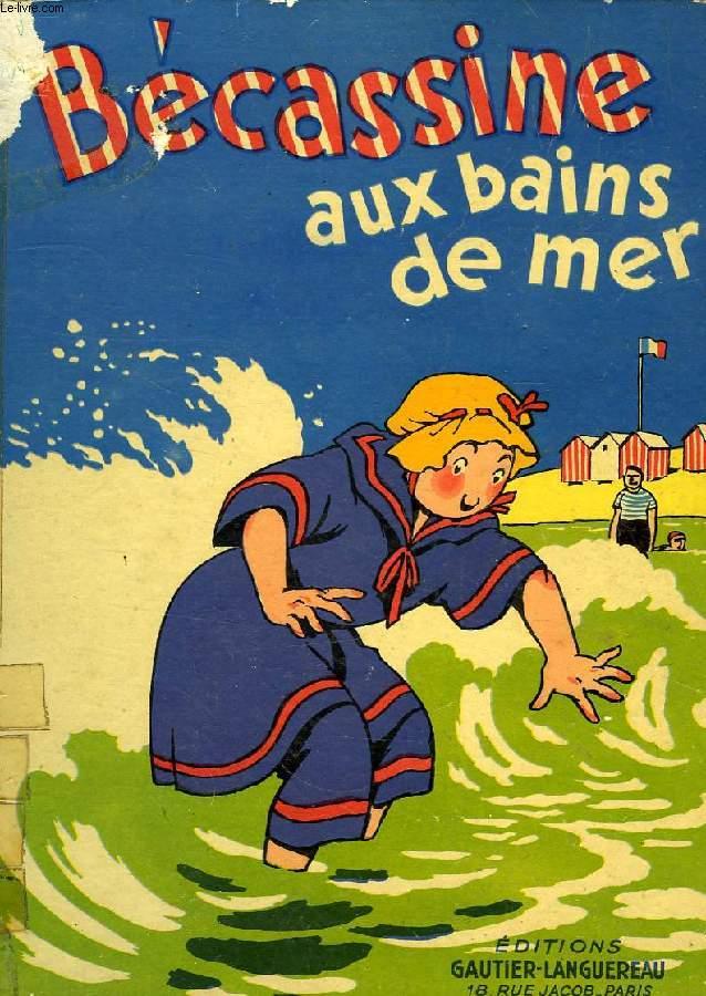 BECASSINE AUX BAINS DE MER