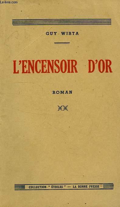 L'ENCENSOIR D'OR