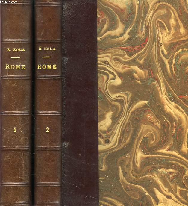 ROME, 2 TOMES