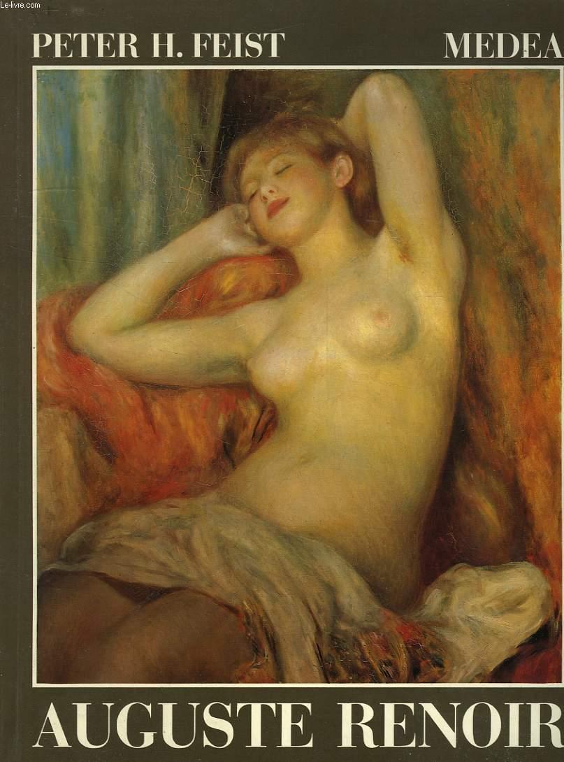 PIERRE-AUGUSTE RENOIR, 1841-1919, UN REVE D'HARMONIE