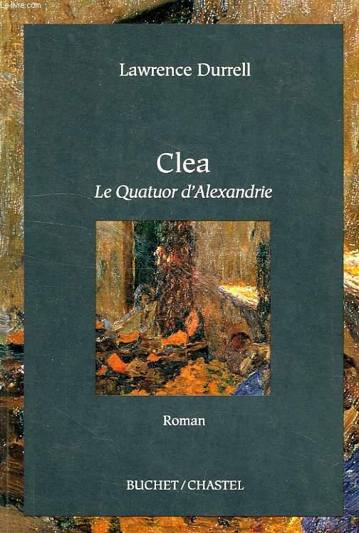 CLEA, LE QUATUOR D'ALEXANDRIE