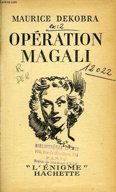 OPERATION MAGALI