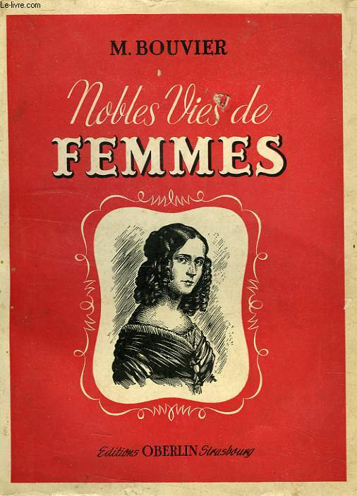 NOBLES VIE DE FEMMES