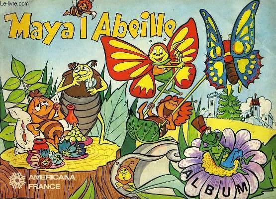 Maya l'abeille (Schleich) 1976 - MAJ 14/10/2013 - RO40115324