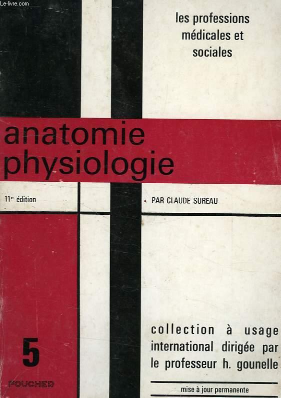 ANATOMIE PHYSIOLOGIE, 2e PARTIE