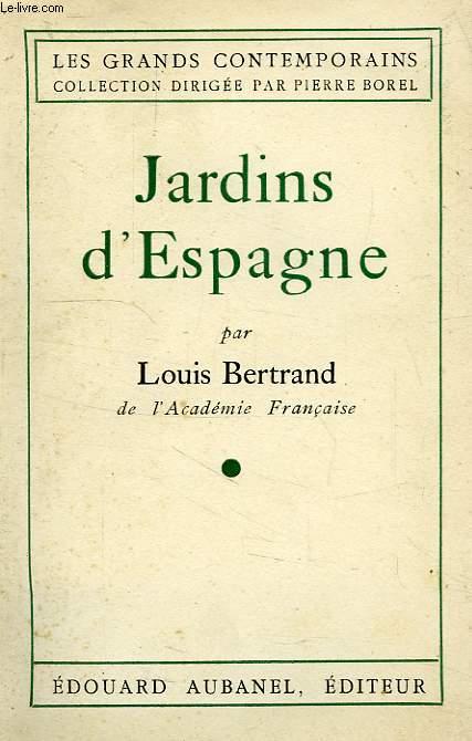 JARDINS D'ESPAGNE