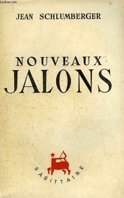 NOUVEAUX JALONS