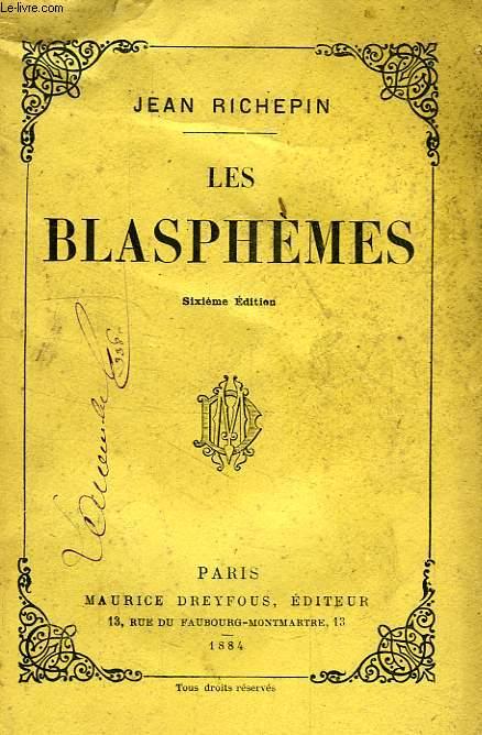 LES BLASPHEMES