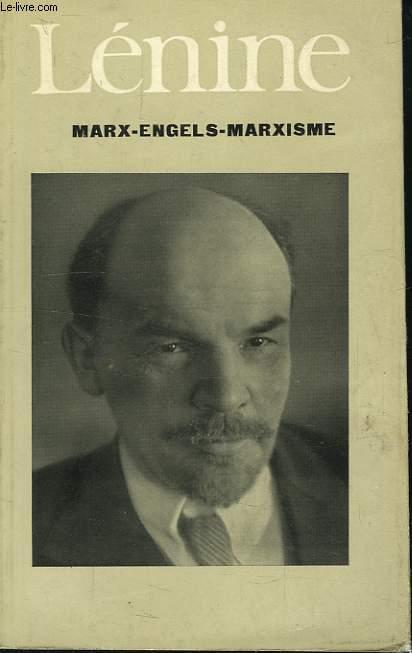MARX-ENGELS-MARXISME