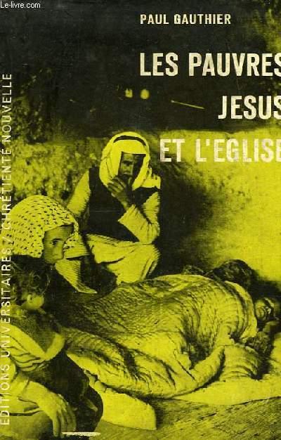 LES PAUVRES, JESUS ET L'EGLISE