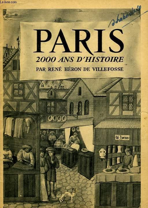 LA DOCUMENTATION FRANCAISE ILLUSTREE, N° 21, SEPT. 1948, PARIS, 2000 ANS D'HISTOIRE