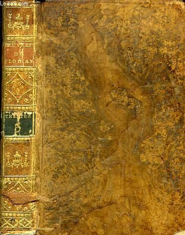 THEATRE DE FLORIAN, TOME III